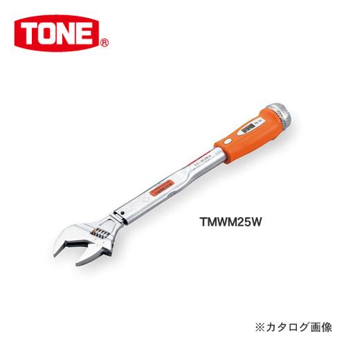 TONE tonemonki形扭矩扳手(直接装置)TMWM25