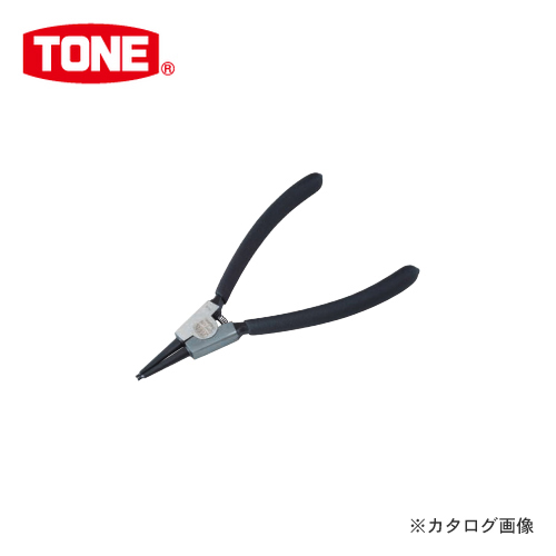 TONE tonnay snap ring pliers (straight type, spindle) SRPS-125F