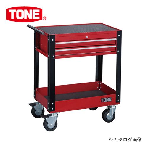 【直送品】TONE トネ ワークキャビン レッド TC1701R
