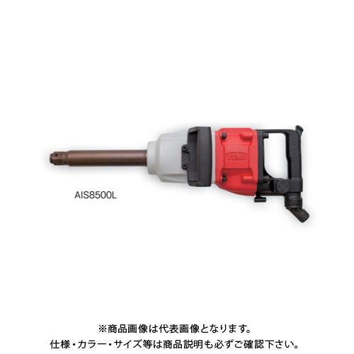 TONE トネ エア-インパクトレンチ(ストレートタイプ) AIS8500L