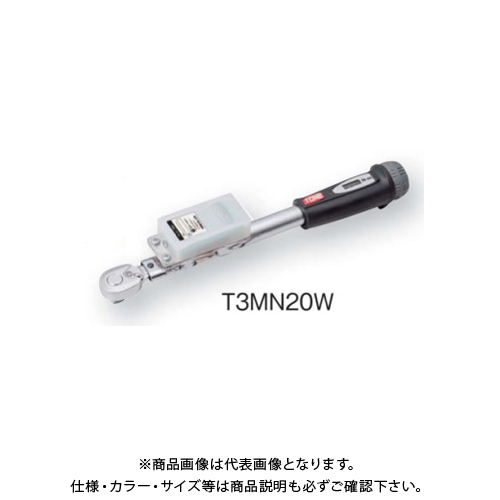 TONE トネ ポカヨケトルクレンチ(ダイレクトセット・無線通信タイプ) T3MN20W