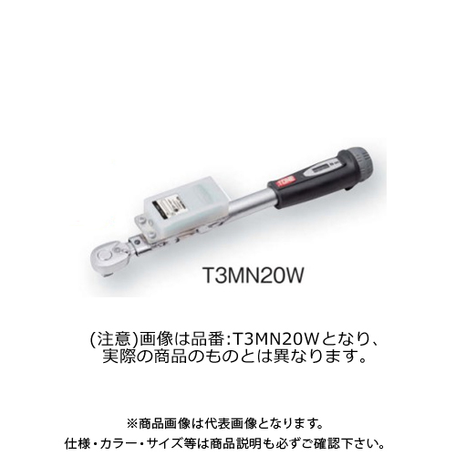 TONE トネ ポカヨケトルクレンチ(ダイレクトセット・無線通信タイプ) T6MN300W