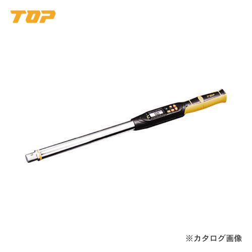 トップ工業 TOP ヘッド交換式デジタルトルクハンドル DT340-22BN