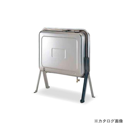 【個別送料2000円】【直送品】東洋アルチタイト SUS430灯油用タンク ステン角タンク90型 (短足) SOT-90KS