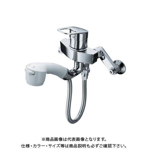 TOTO GGシリーズ シングルレバー混合栓(壁付タイプ) ハンドシャワータイプ TKGG36E