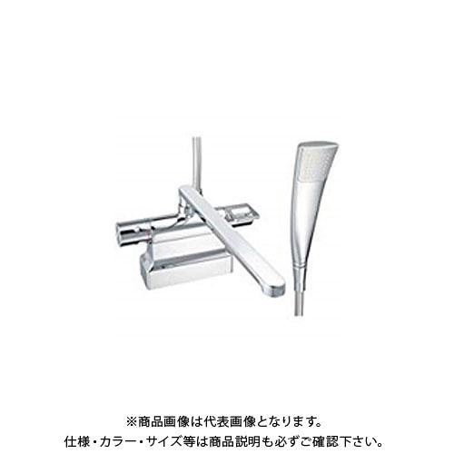 TOTO GGシリーズ サーモスタットシャワー金具(台付き2穴タイプ) エアインシャワー TMGG46ECR