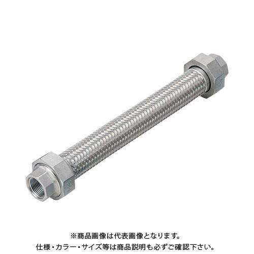 NFK ユニオン無溶接式フレキ ALLSUS304 32A×500L NK113-32-500