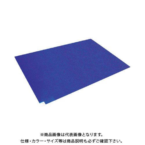 【運賃見積り】【直送品】 橋本 HC粘着マット NMT-30B(大) 600×1200mm (10枚入) NMT-30B(WIDE)