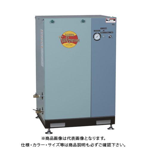 【直送品】富士 一段圧縮パッケージ形コンプレッサ 60Hz NLP-37PMT-6