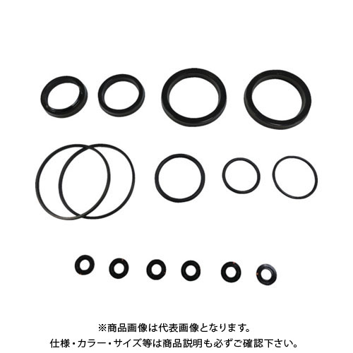 TAIYO 油圧シリンダ用メンテナンスパーツ 適合シリンダ内径:φ100 (ニトリルゴム・スイッチセット用) NH8R/PKS1-100B