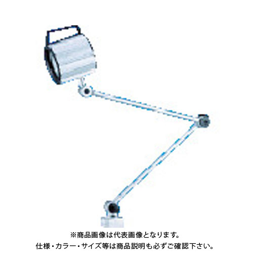 日機 防水型LEDスポットライト 9W AC100~120V NLSL15CP-AC(4000K)