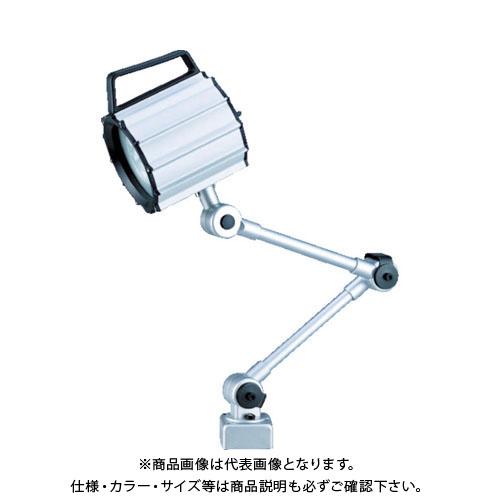 日機 防水型LEDスポットライト 12W AC100~120V NLSM20CP-AC(2M+P)