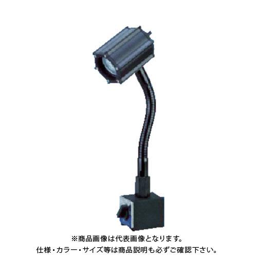 日機 マグネット付LEDスポットライト 5W AC100V NLSS05CBM-AC(4000K)