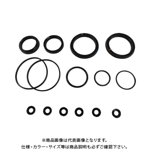 TAIYO 油圧シリンダ用メンテナンスパーツ 適合シリンダ内径:φ125 (水素化ニトリルゴム・スイッチセット用) NH8R/PKS6-125C
