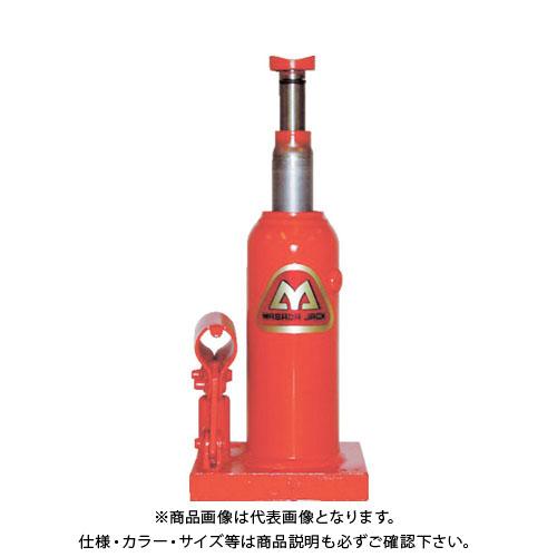 マサダ 2段式オイルジャッキ 1.5TON NPD-1.5-5