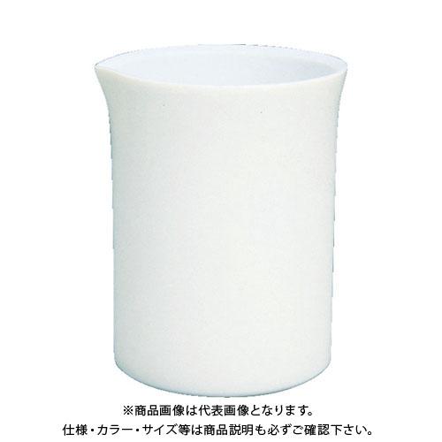 フロンケミカル フッ素樹脂(PTFE) ビーカー 5L NR0201-010