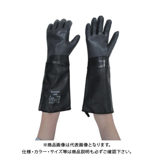 アンセル 耐熱手袋 アルファテック NO19-024 M  NO19-024-8