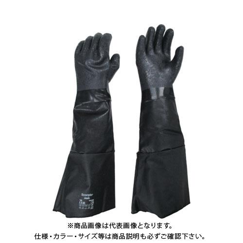 アンセル 耐熱手袋 アルファテック NO19-026 LL  NO19-026-10