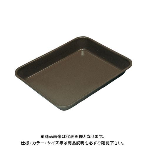 フロンケミカル フッ素樹脂コーティング標準バット 標準15 膜厚約50μ NR0376-004