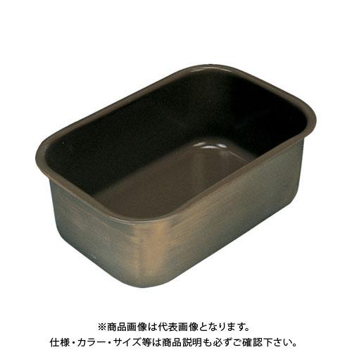 フロンケミカル フッ素樹脂コーティング深型バット 深14 膜厚約50μ NR0377-015