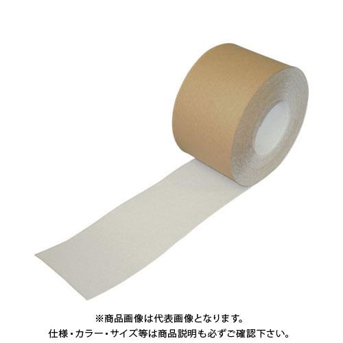 NCA ノンスリップテープ 100×18m グレー NSP10180:GY