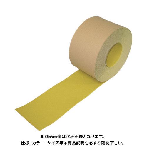 NCA ノンスリップテープ 100×18m 黄 NSP10180:Y