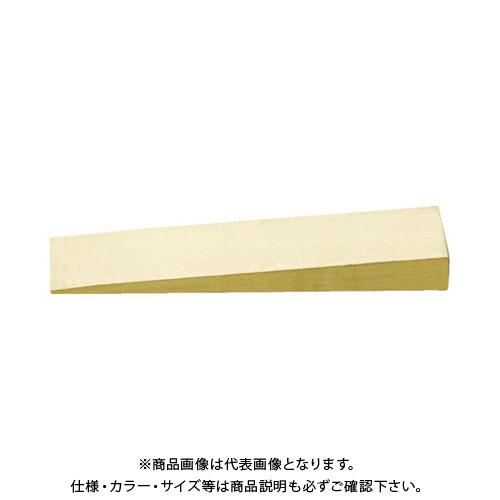 【8月20日限定!WエントリーでP14倍!!】バーコ ノンスパーキングウェッジ 全長300mm×刃幅50mm NS600-300-50