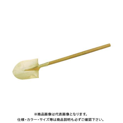 【運賃見積り】【直送品】バーコ ノンスパーキングラウンドシャベル NS802-290