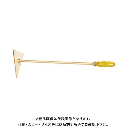 バーコ ノンスパーキング三角形状スクレーパー NSB710-450