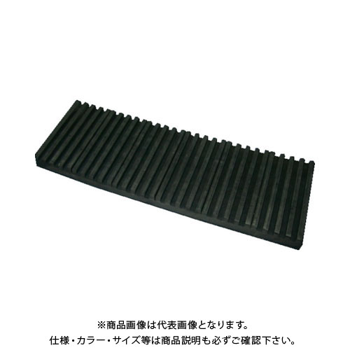 【運賃見積り】【直送品】TRUSCO 防振パット ベルトタイプ 1000X600X20 OHL-20-600