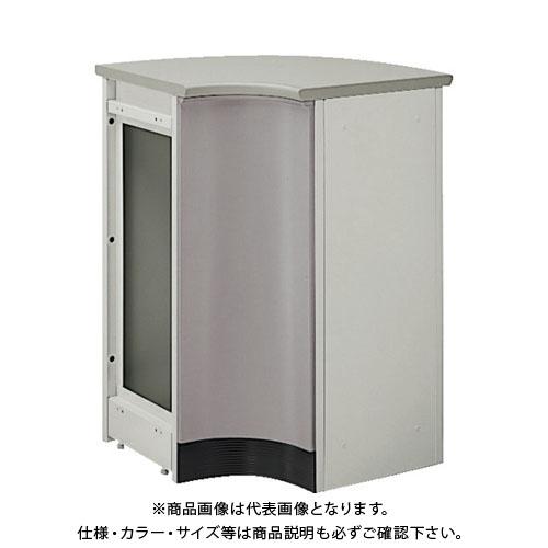 【運賃見積り】【直送品】 ナイキ 内ハイコーナー(90°) ONCR9091-AWH-BL