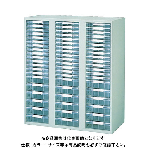 【運賃見積り】【直送品】 ナイキ トレー書庫(A4コンビ型) NW-0911ALC-AW