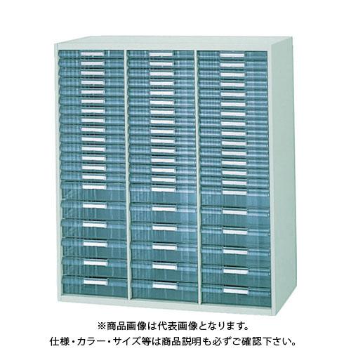 【運賃見積り】【直送品】 ナイキ トレー書庫(コンビ型・B4用) NW-0911BLC-AW