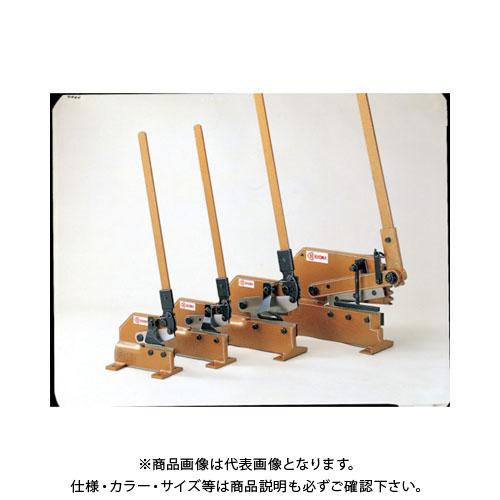 【個別送料1000円】【直送品】 TRUSCO レバーシャ No.3 P-3