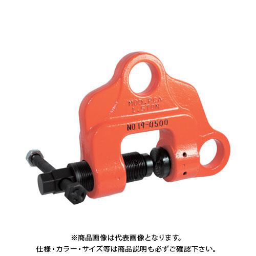 日本クランプ ねじ式万能型クランプ0.75 PCA-075
