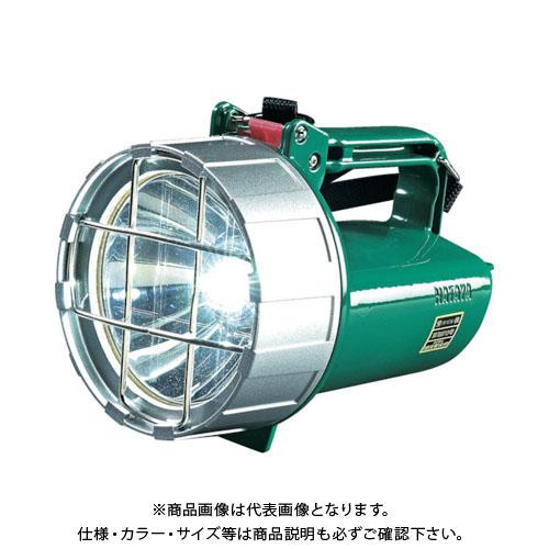 ハタヤ 防爆型ケイタイランプ 3W 電池式 PEP-03D