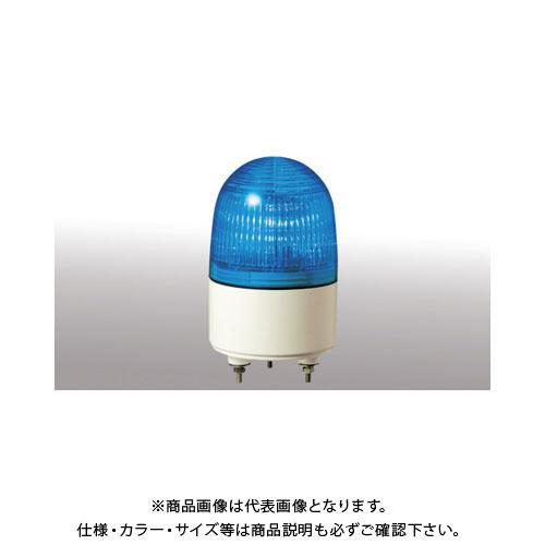 パトライト 小型LED表示灯 PES-24A-B