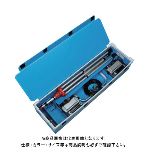 【直送品】ハタヤ 防災用ハロゲンライトセット(防雨型) 500W×2灯100V電線5m PHCX-505SN