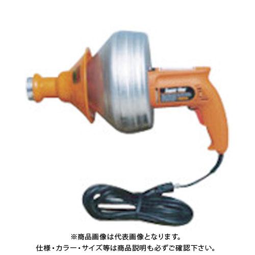 【直送品】カンツール 電動ハンディロッダーPH-20R ワイヤー付き PH-20R-1