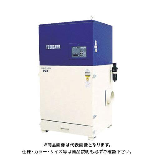 【運賃見積り】【直送品】 淀川電機 トップランナーモータ搭載無接点タイマー式集塵機(3.7kW) PET370P-50HZ