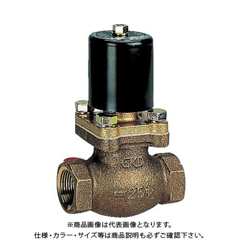 CKD 空気用パイロットキック式2ポート電磁弁 PKA-10-27-AC100V