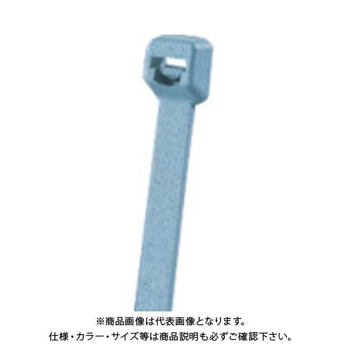パンドウイット テフゼル結束バンド (100本入) PLT3S-C76