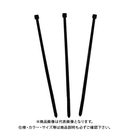 パンドウイット ナイロン結束バンド 耐候性黒 (1000本入) PLT4S-M0