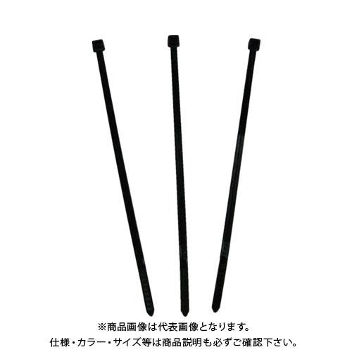 パンドウイット ナイロン結束バンド 耐熱耐候性黒 (250本入) PLT4H-TL300