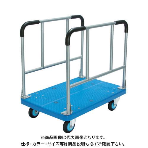 【運賃見積り】【直送品】カナツー 長尺物運搬車 PLA300Y-W
