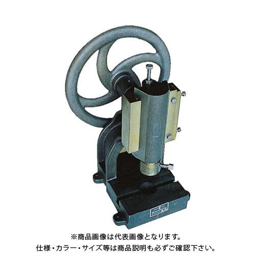 【個別送料5000円】【直送品】 盛光 関東型エキセンプレス25号 PLEK-1025