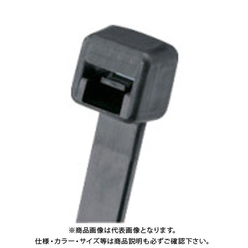 パンドウイット ナイロン結束バンド 耐熱性黒 (1000本入) PLT4I-M30