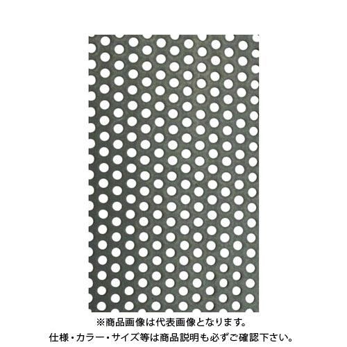 【運賃見積り】【直送品】OKUTANI 鉄パンチングメタル 2.3TXD10XP15 914X914 PM-SPH-T2.3D10P15-914X914