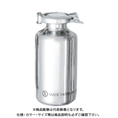 【運賃見積り】【直送品】日東 危険物輸送容器 1.3L PSF-10UNS