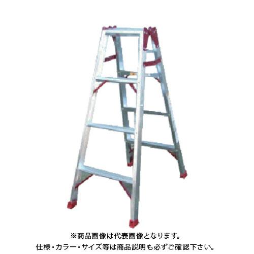 【個別送料1000円】【直送品】ピカ はしご兼用脚立PRO型 4尺 PRO-120B